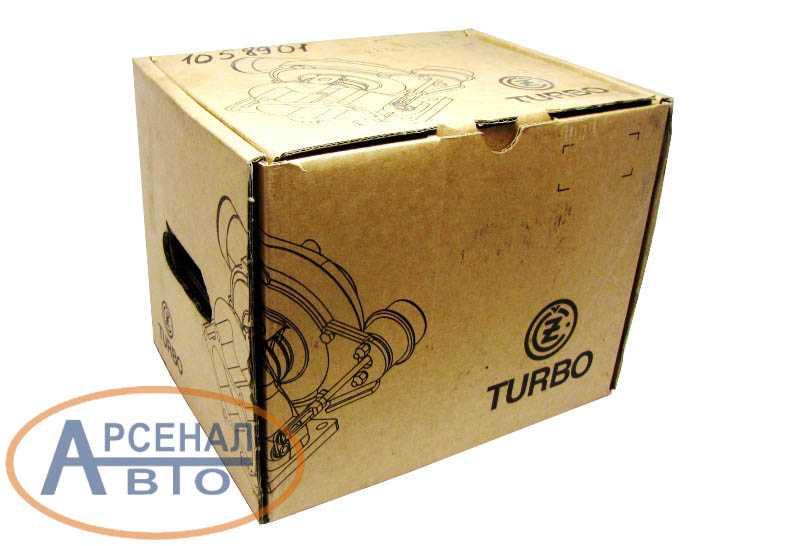 Турбокомпрессор К27-115-01 в упаковке
